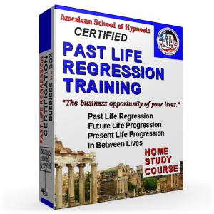 past life regression training