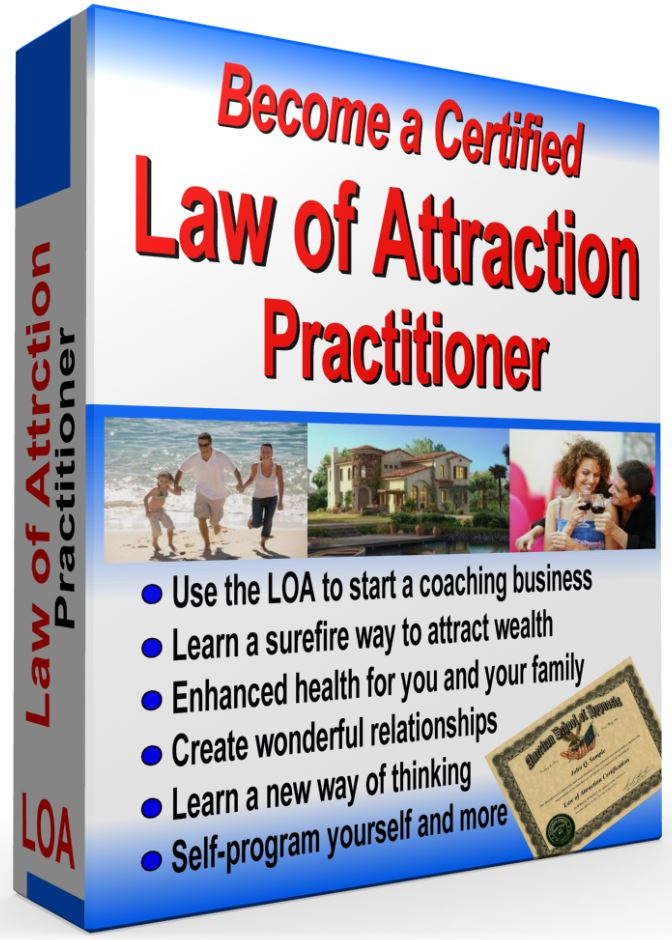 loa-law of attraction-course