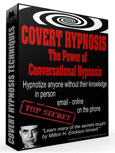 covert hypnosis course
